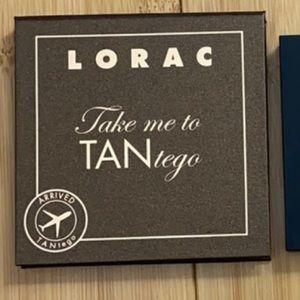 New lorac palette!